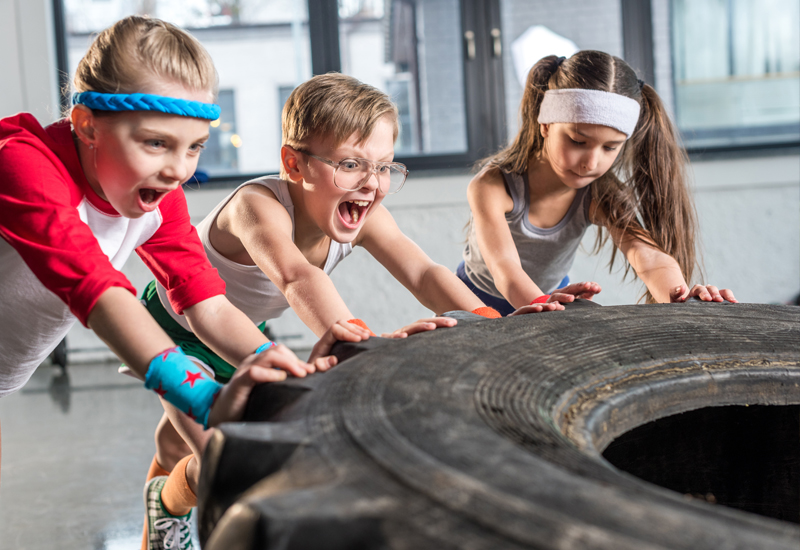 Kids Bootcamp, Bootcamp for Kids in Brighton, CO